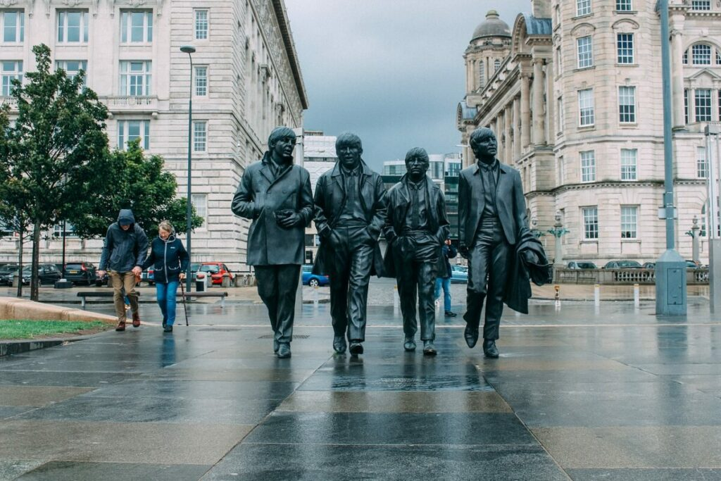 Ливерпуль, Англия