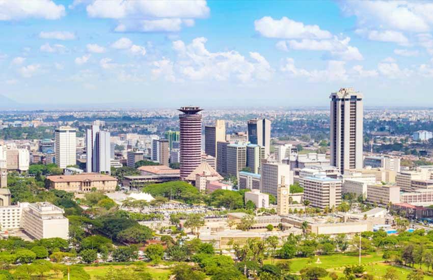 Найроби название