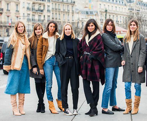 Франция женщины