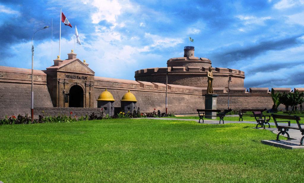 Крепость короля Филиппа Перу