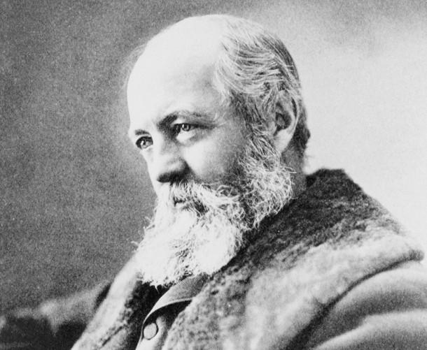 Первым архитектором парка был Фредерик Лоу Олмстед