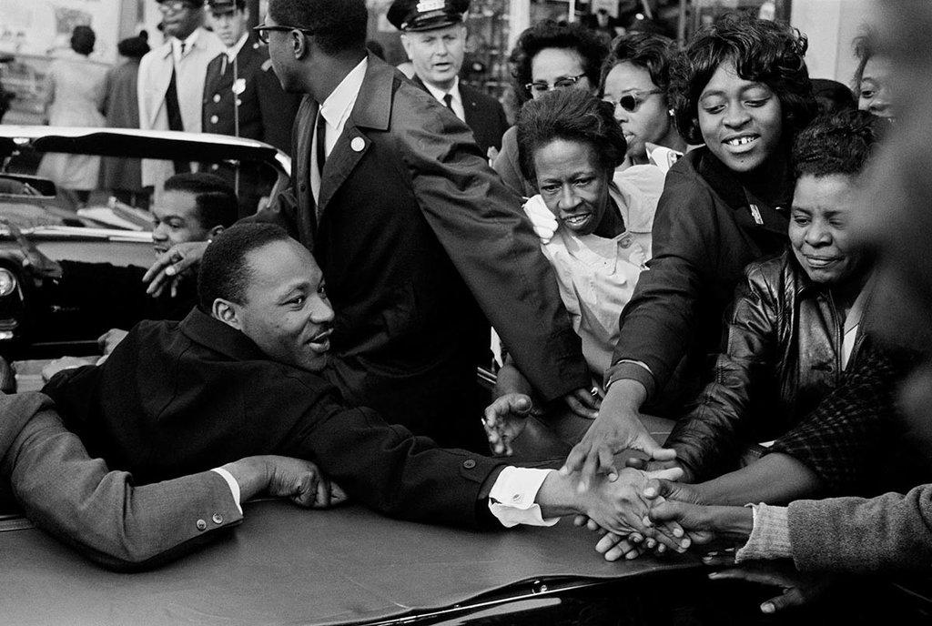 Мартин Лютер Кинг Африка и Азия