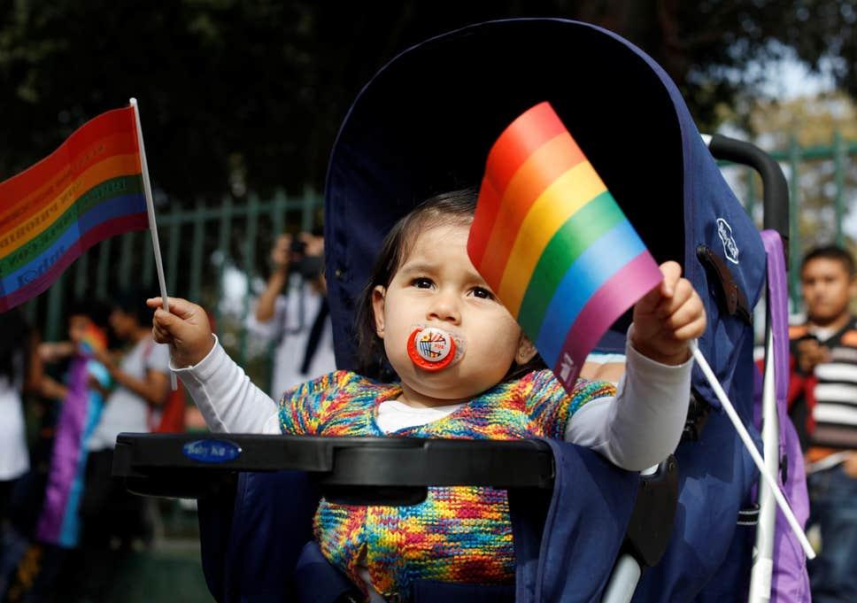 Усыновление детей представителями ЛГБТ в Норвегии
