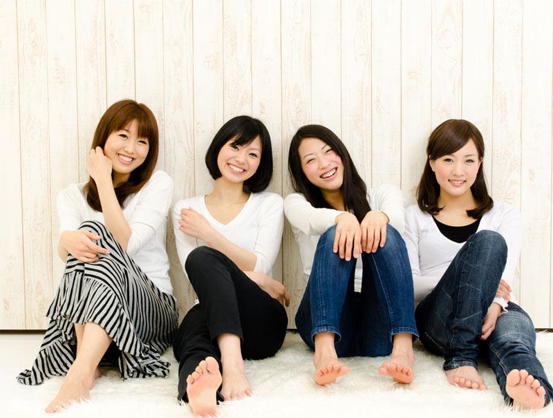 Япония женщины