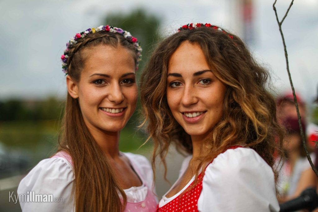 Австрия женщины