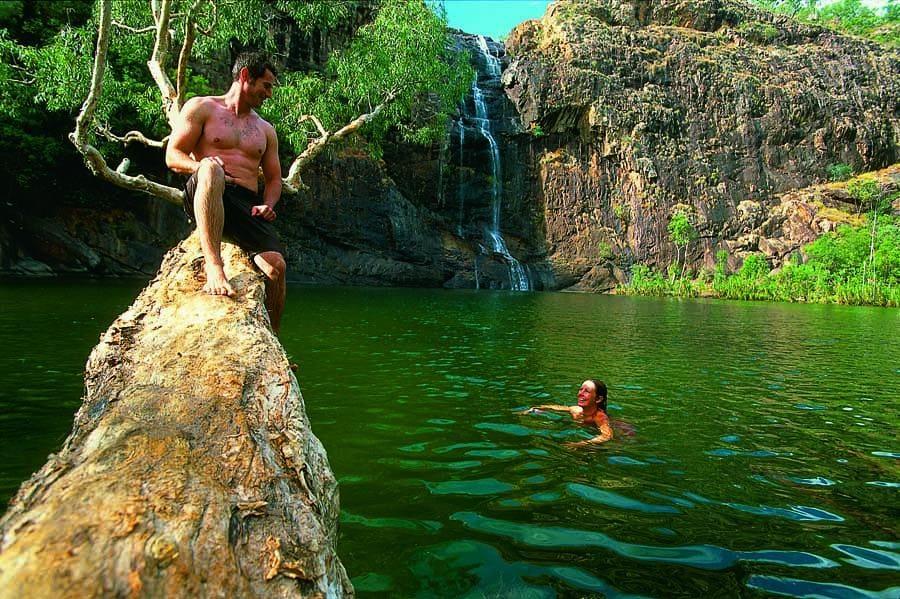 Австралия Национальный Парк Какаду