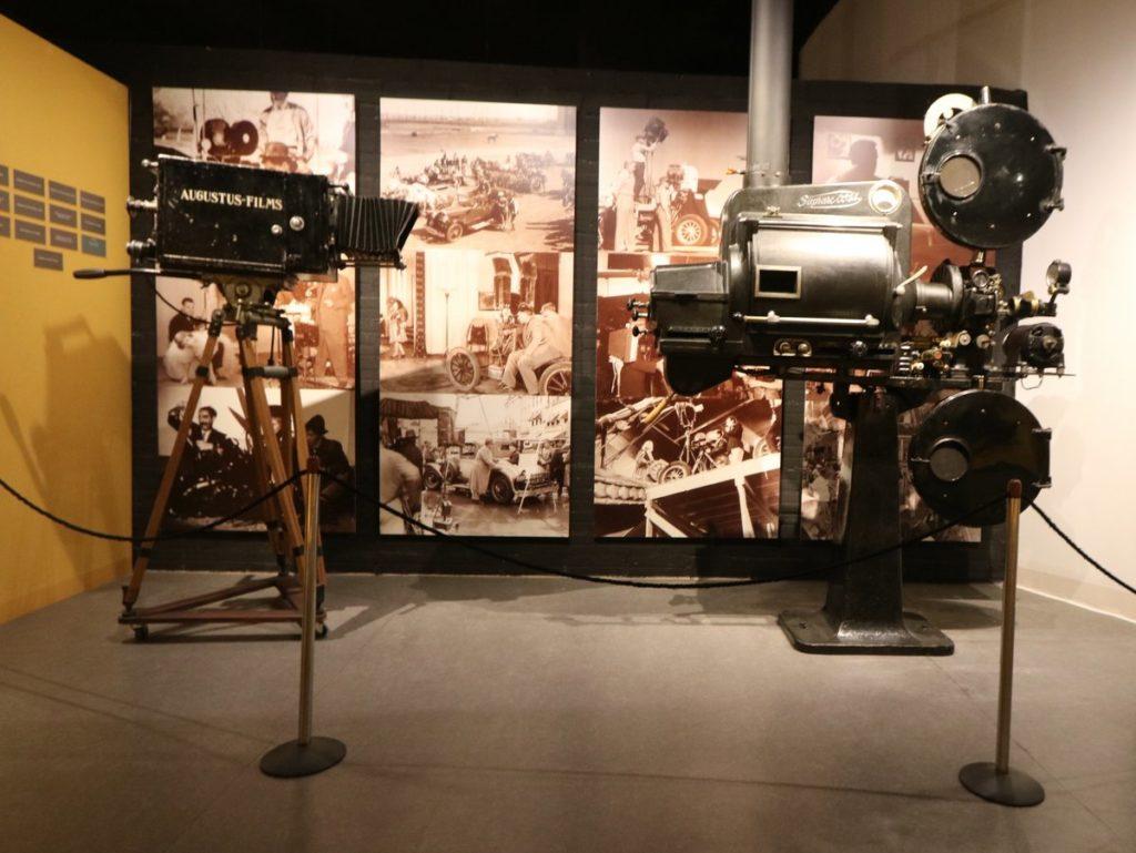 Музей кино, коллекция Томаса Маллола, Жирона