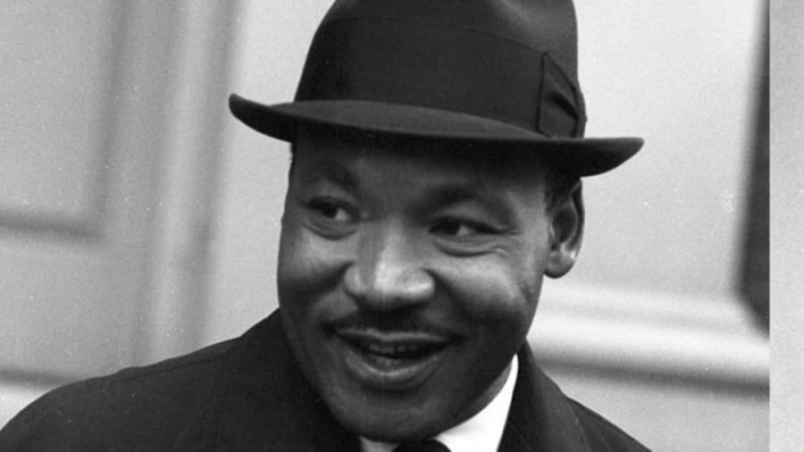 Мартин Лютер Кинг комик