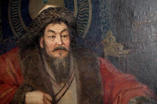 35% монгольских мужчин родственники Чингисхана