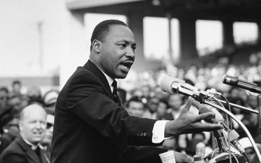 Мартин Лютер Кинг позитивная дискриминация