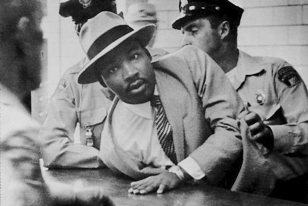 Мартин Лютер Кинг радикальный