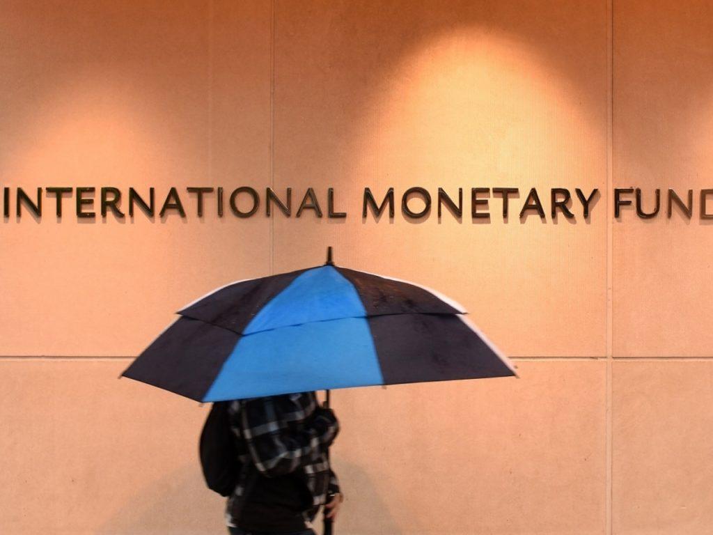 МВФ уничтожает Украину