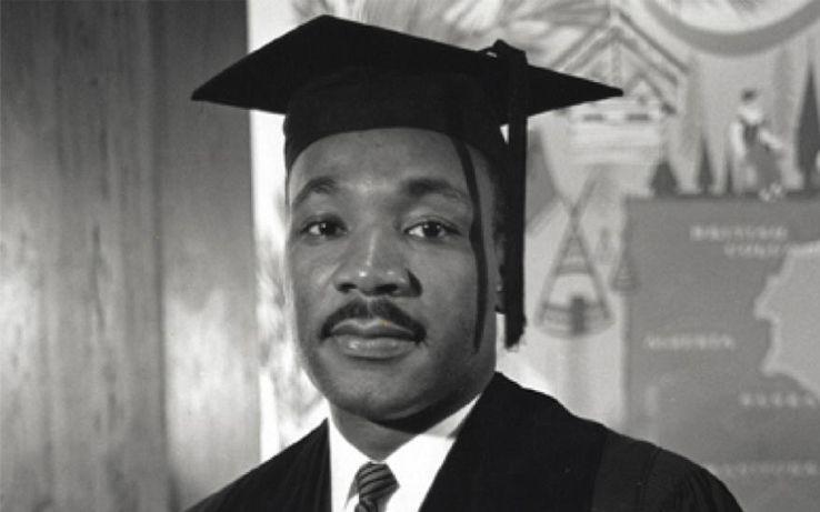 Мартин Лютер Кинг доктор