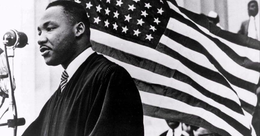 Мартин Лютер Кинг республиканц
