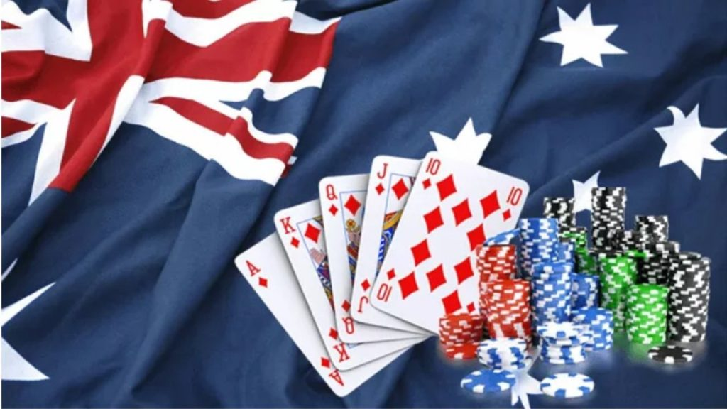 Австралия азартные игры