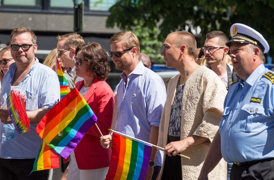 Постоянное улучшение прав ЛГБТК+ с течением времени