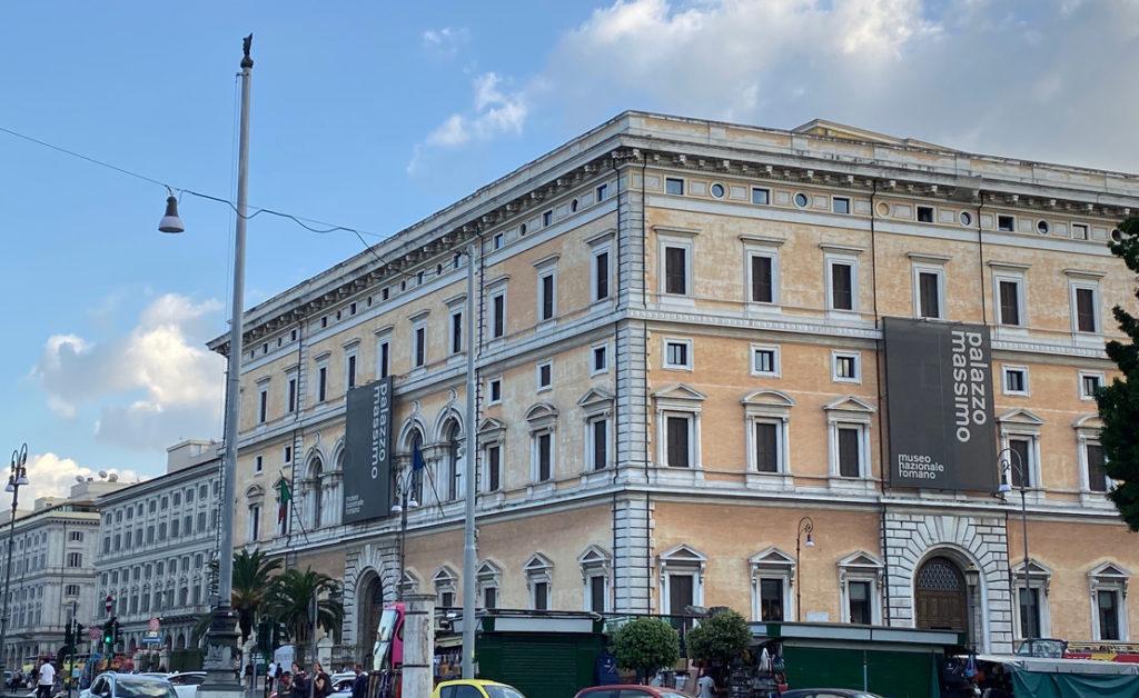 Палаццо Массимо, Рим