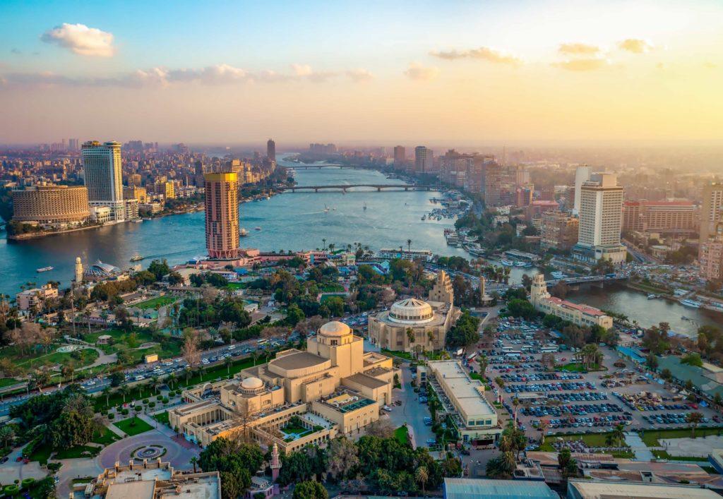 Каир название