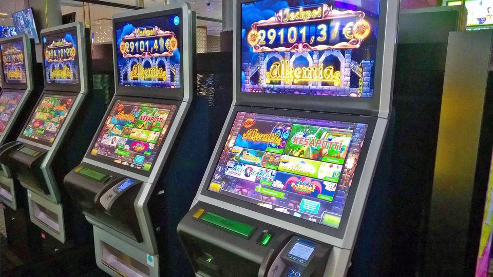 Финляндия азартные игры