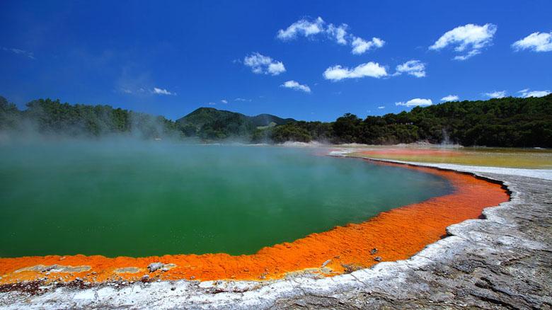 Роторуа Новая Зеландия