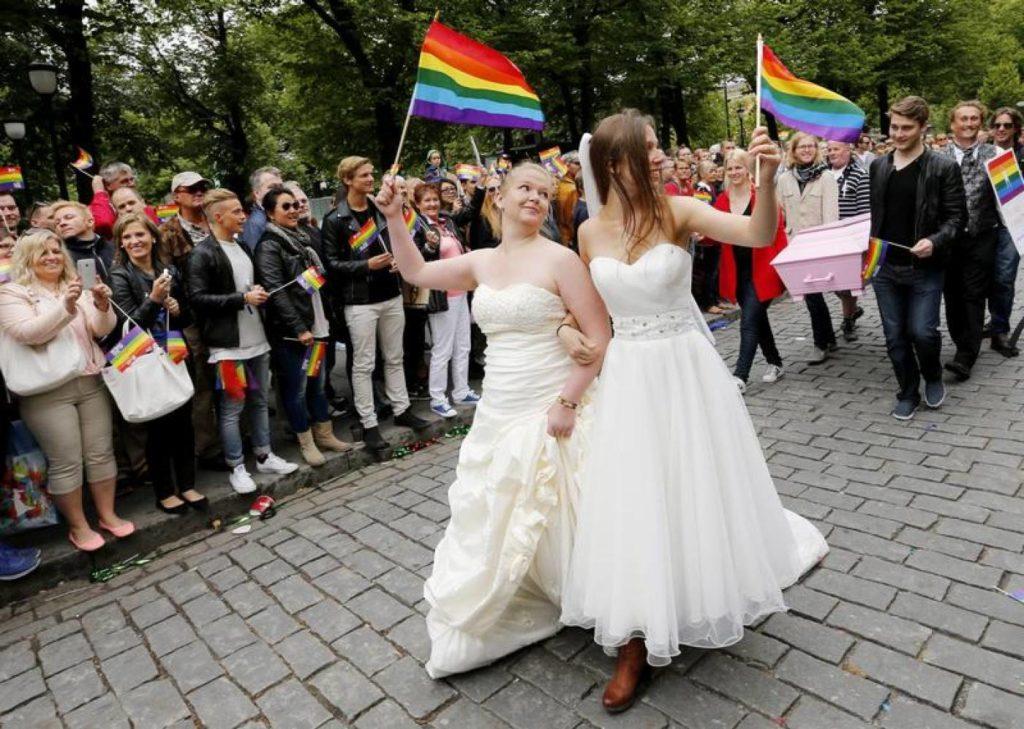 Однополые браки в Норвегии