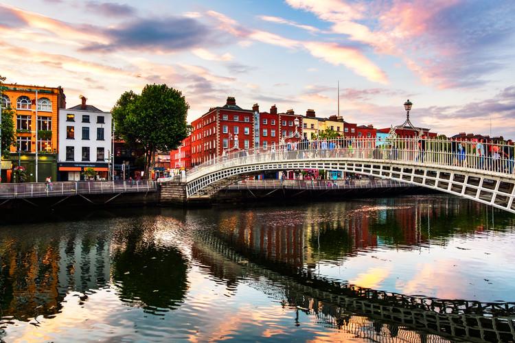 Дублин Ирландия