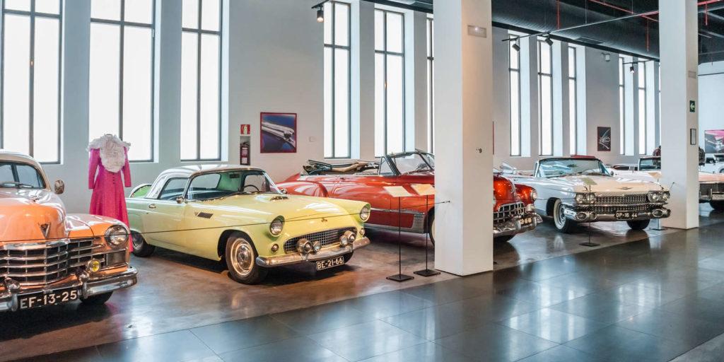 Museo Automovilistico y de la Moda, Барселона