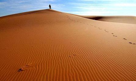 5 самых жарких и 5 самых холодных мест на Земле