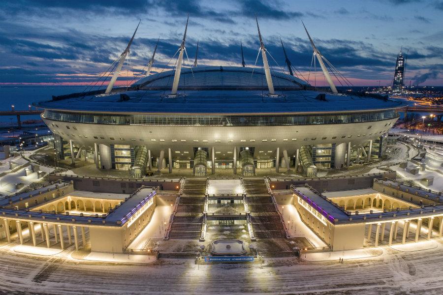 """Санкт-Петербург, стадион """"Крестовский"""""""
