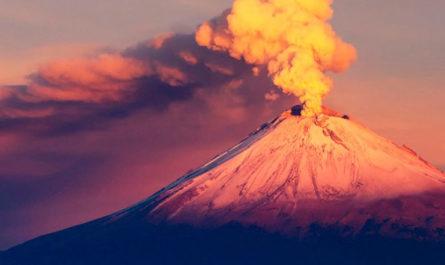 Самые опасные вулканы в мире