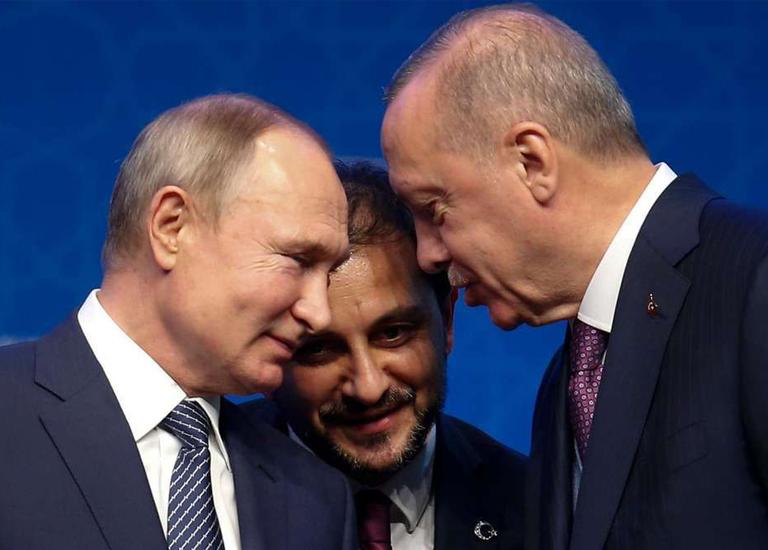 На чем основаны внешнеполитические отношения России и Турции?