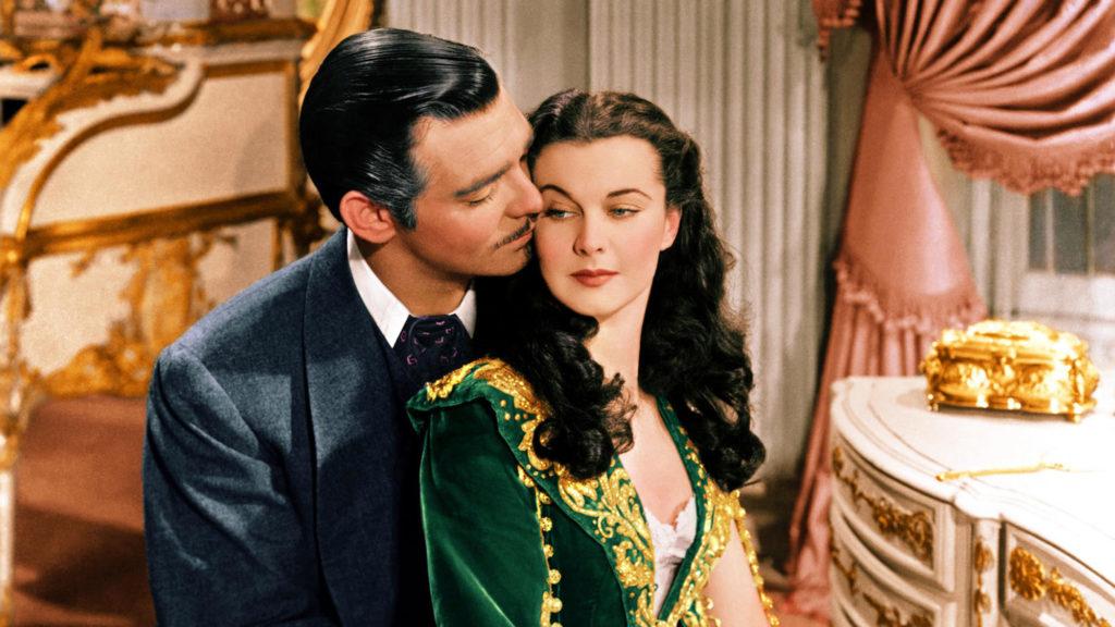 """Унесенные ветром"""" (1939) Оскар"""