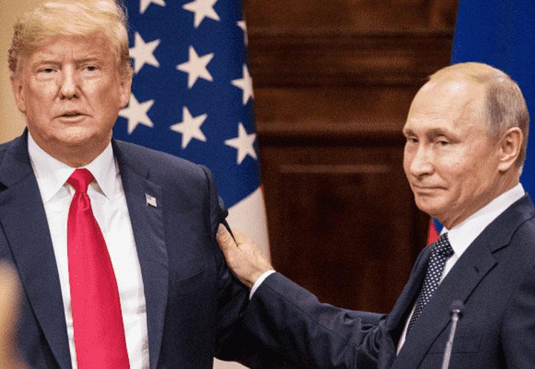 Почему Путин хочет, чтобы Трамп победил на выборах 2020 года?