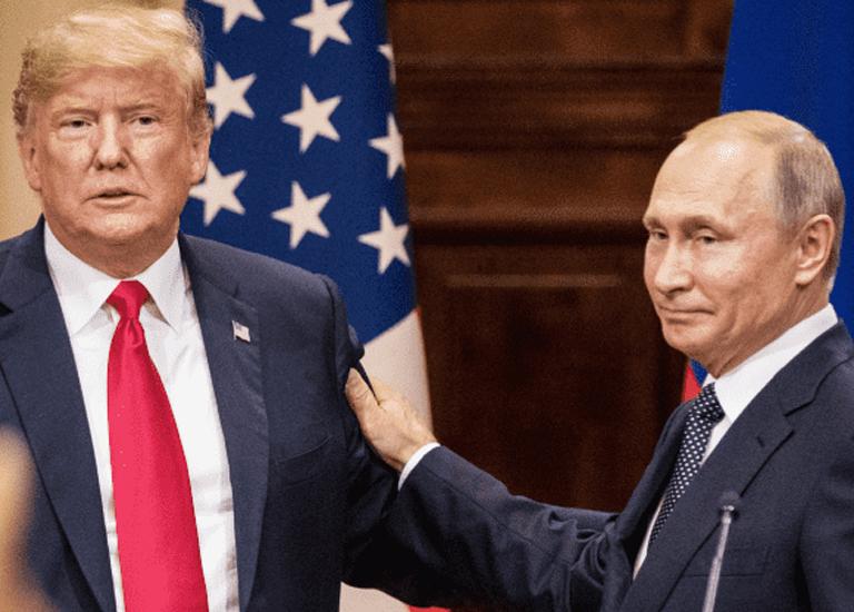 Почему Путин хочет, чтобы Трамп победил в выборах 2020 года?