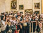 Опасные туристы: Почему музеи Парижа переполнены?