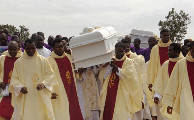 Похищения священников и монахинь широко распространены в мире