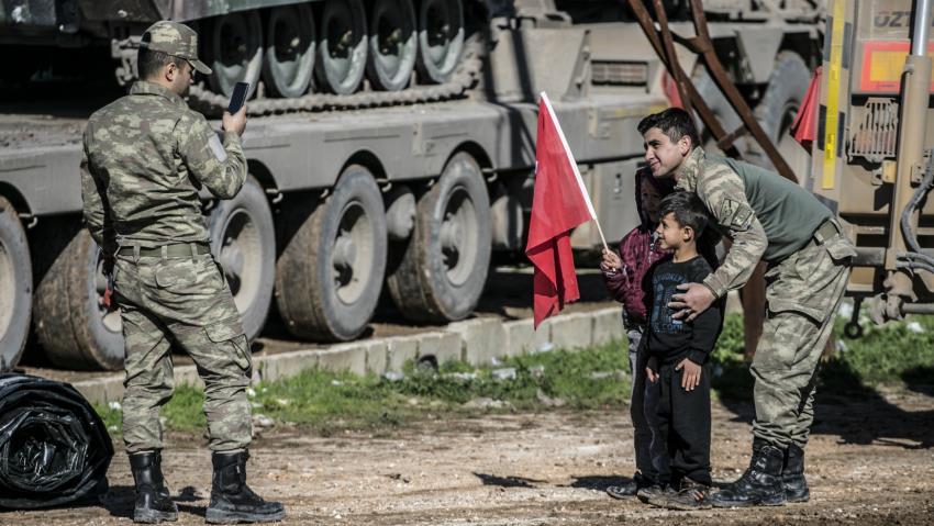 Анкара призывает к тому, чтобы зона деэскалации в Идлибе оставалась свободной от боевых действий