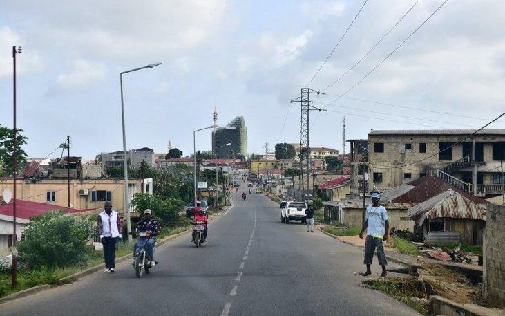 Кабинда, Конго