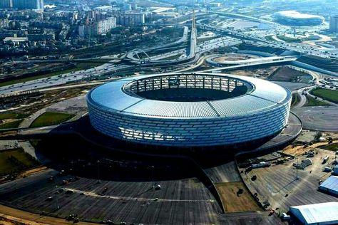 Баку, Олимпийский Стадион