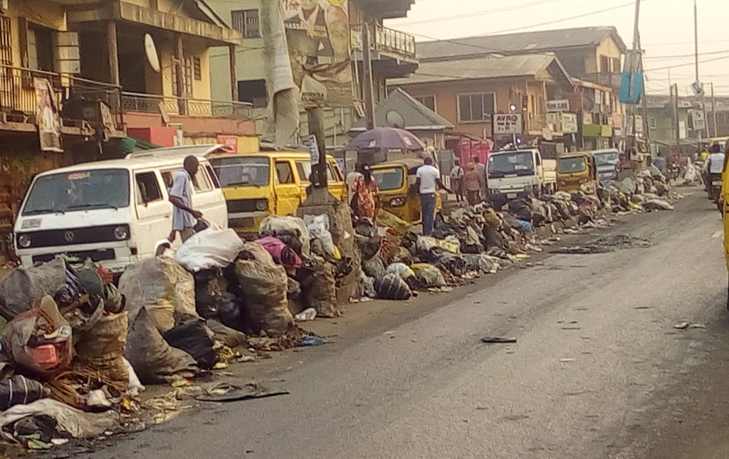 Гвагвалада, Нигерия