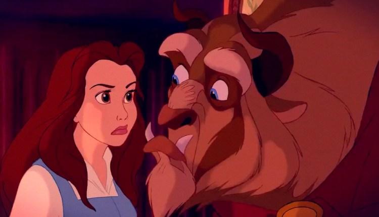 """""""Красавица и чудовище"""" (1991) Оскар"""