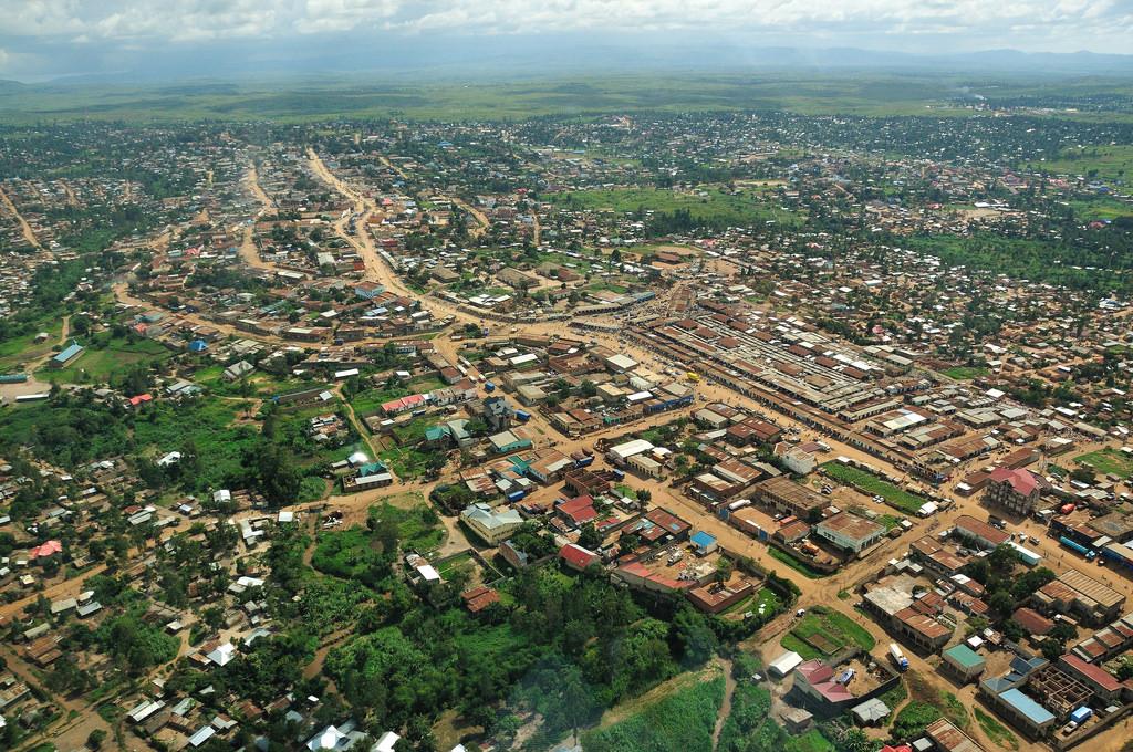 Буниа, Конго