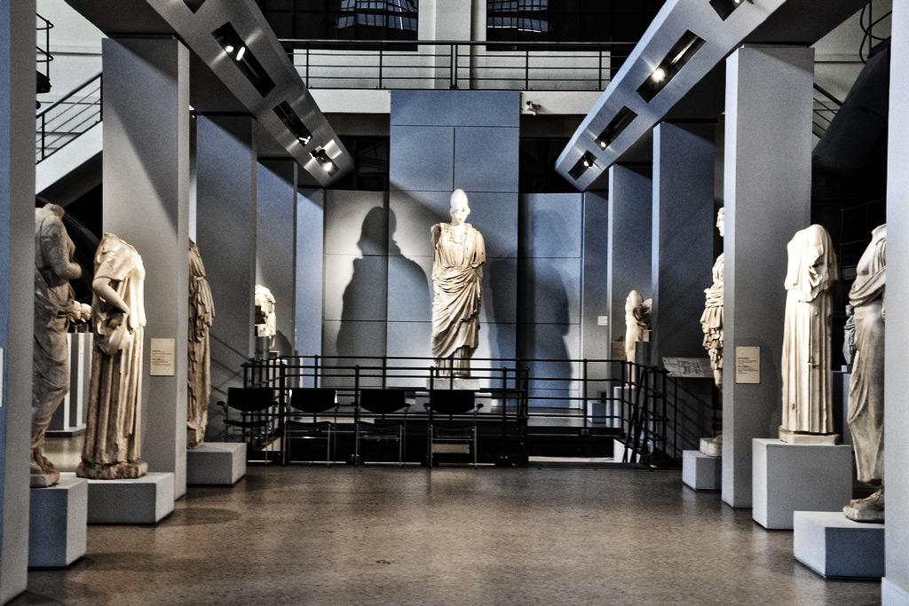 Музей Centrale Montemartini