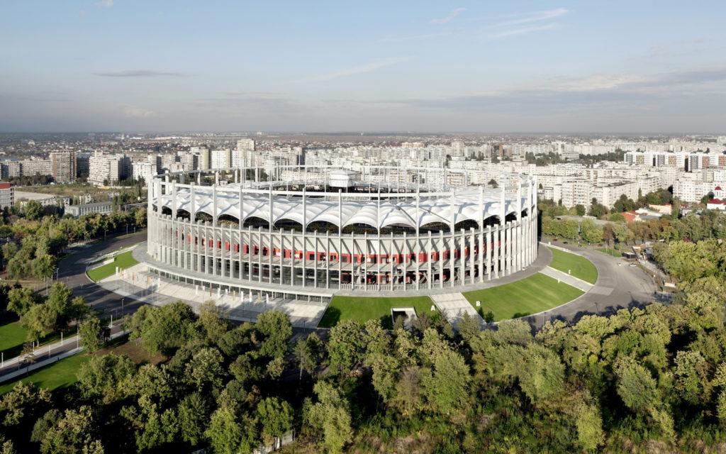 Бухарест, Национальный стадион