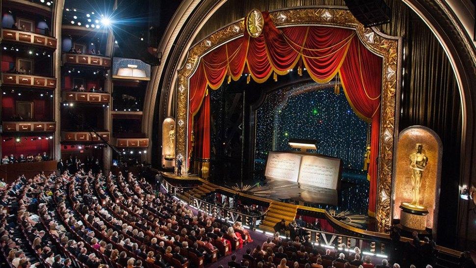 Театре Dolby Оскар
