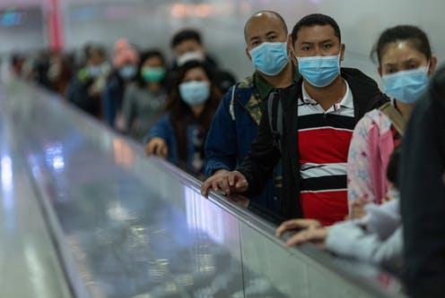 Заразен ли коронавирус?