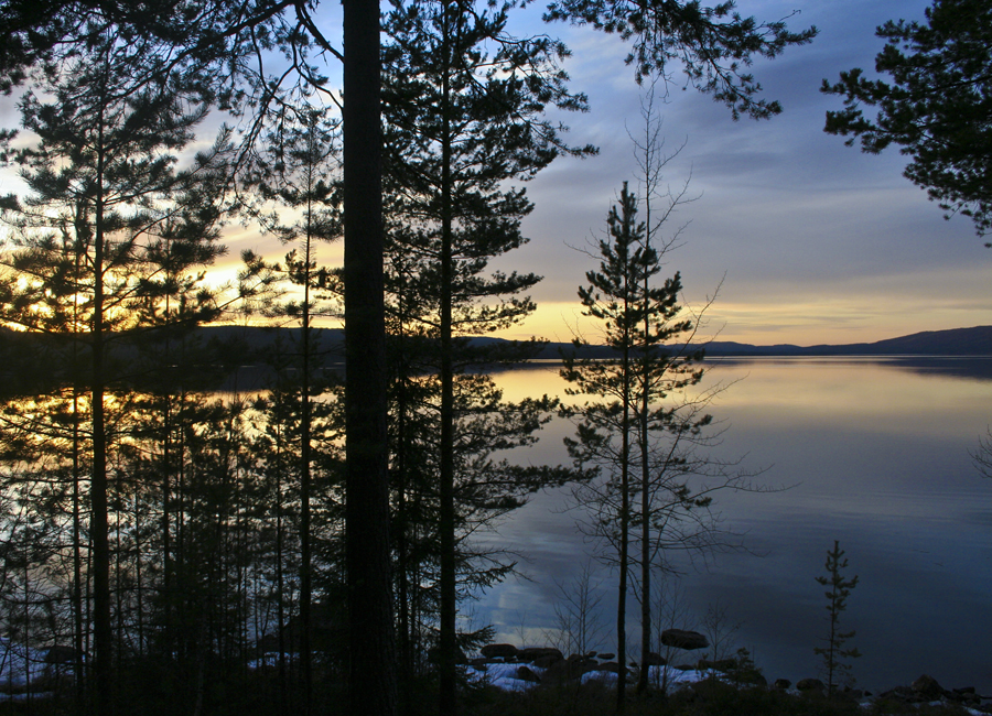 Повешеный в Финнскогене