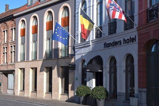 Отель Flanders