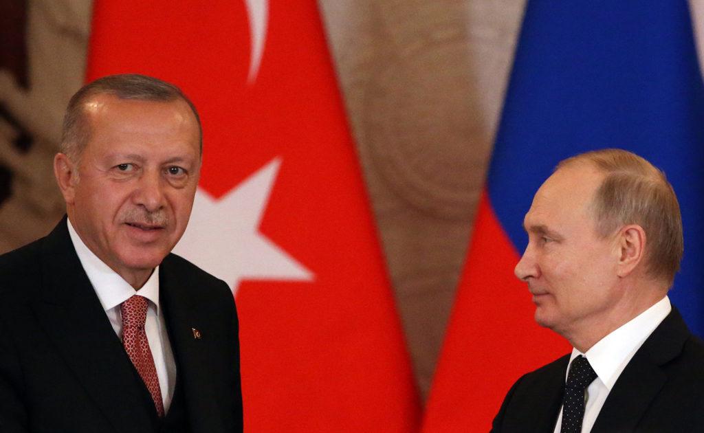 Россия и Турция проявляют инициативу в решении региональных проблем