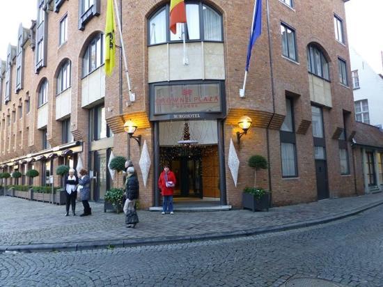 Crowne Plaza Brugge